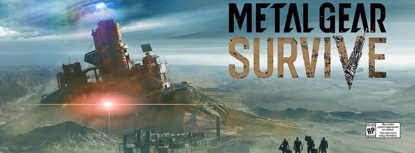 Illustration de l'article sur Metal Gear Survive Une seconde beta annoncée