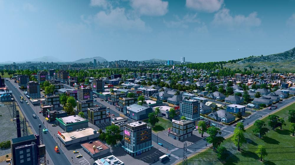 Illustration de l'article sur Cities: Skylines Xbox One Edition de nouveaux mods