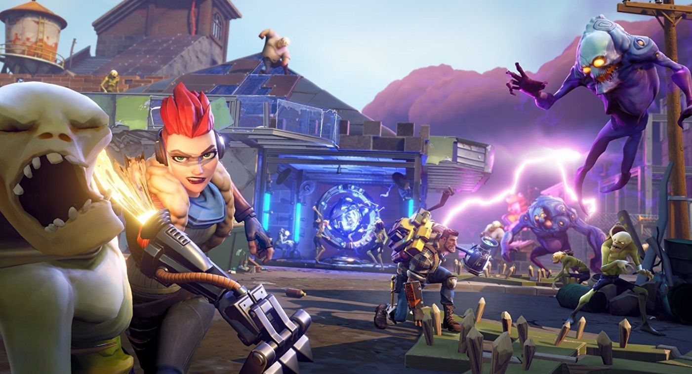 Illustration de l'article sur Fortnite - Le nouveau Battle Pass de la Saison 3 est disponible