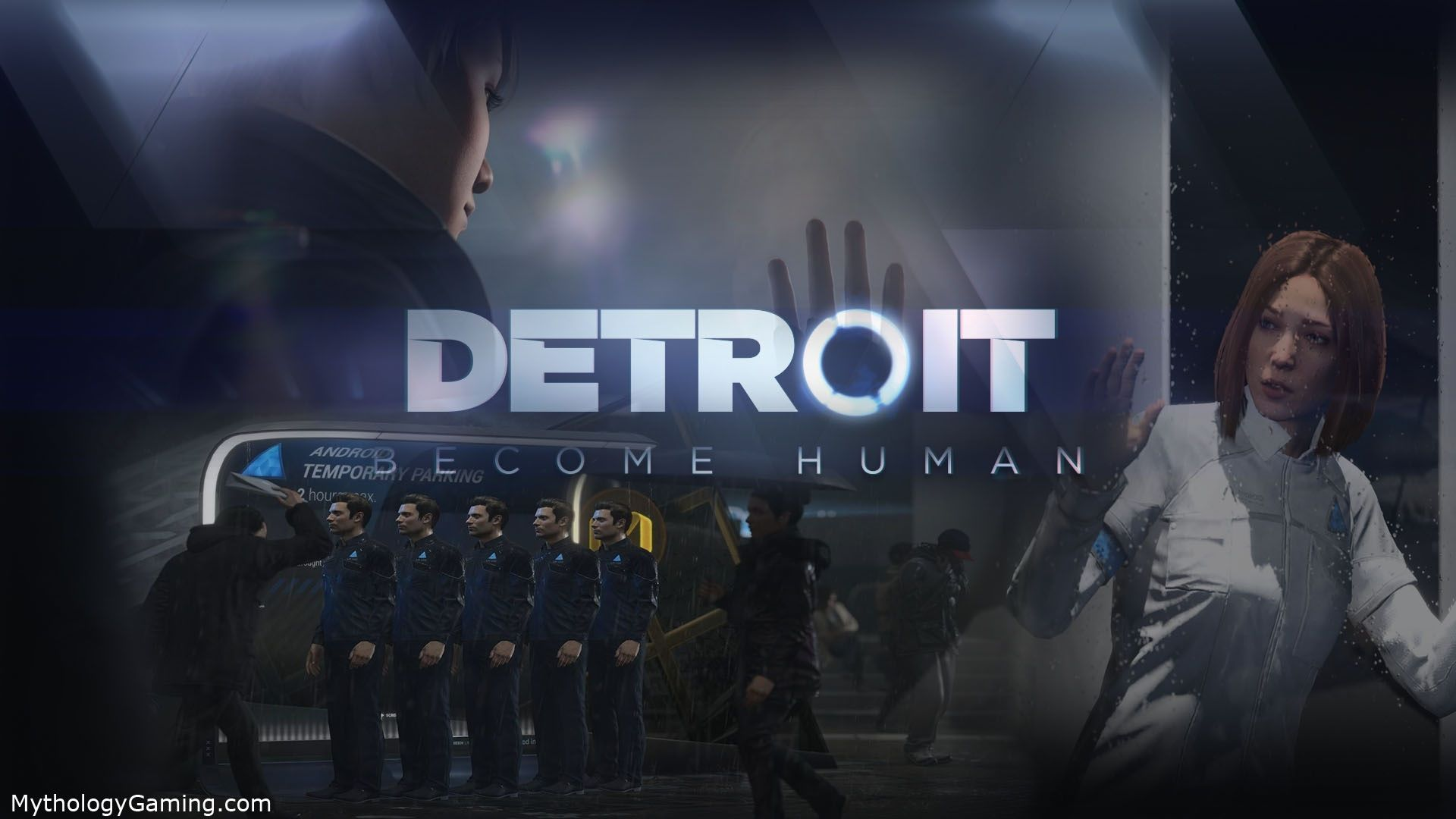 Illustration de l'article sur Date de sortie de Detroit Become Human sur PS4