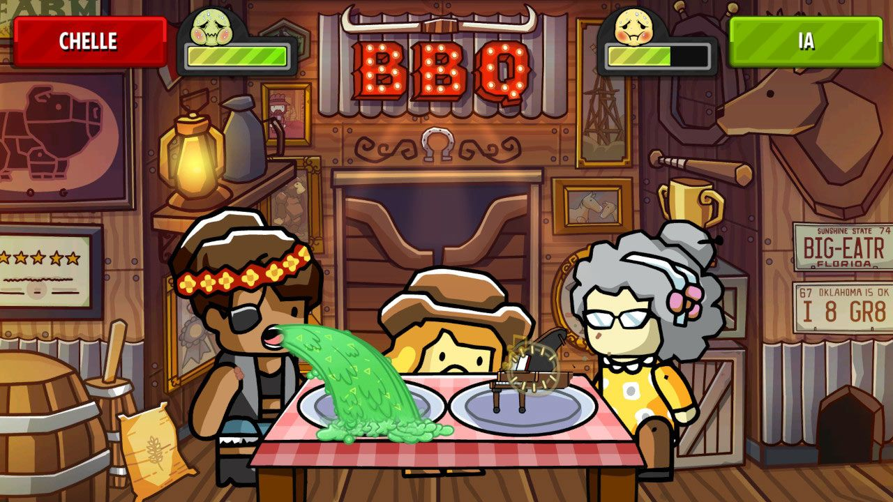 Illustration de l'article sur Scribblenauts Showdown