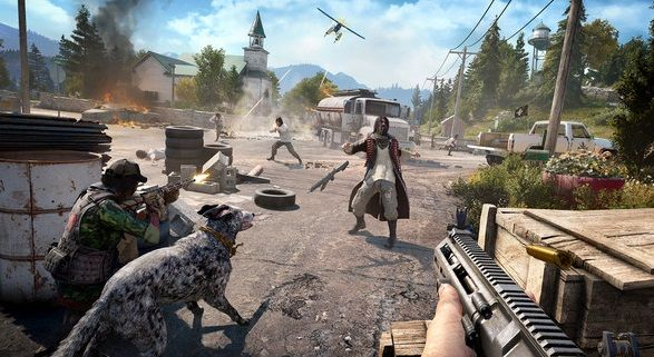 Illustration de l'article sur Far Cry 5