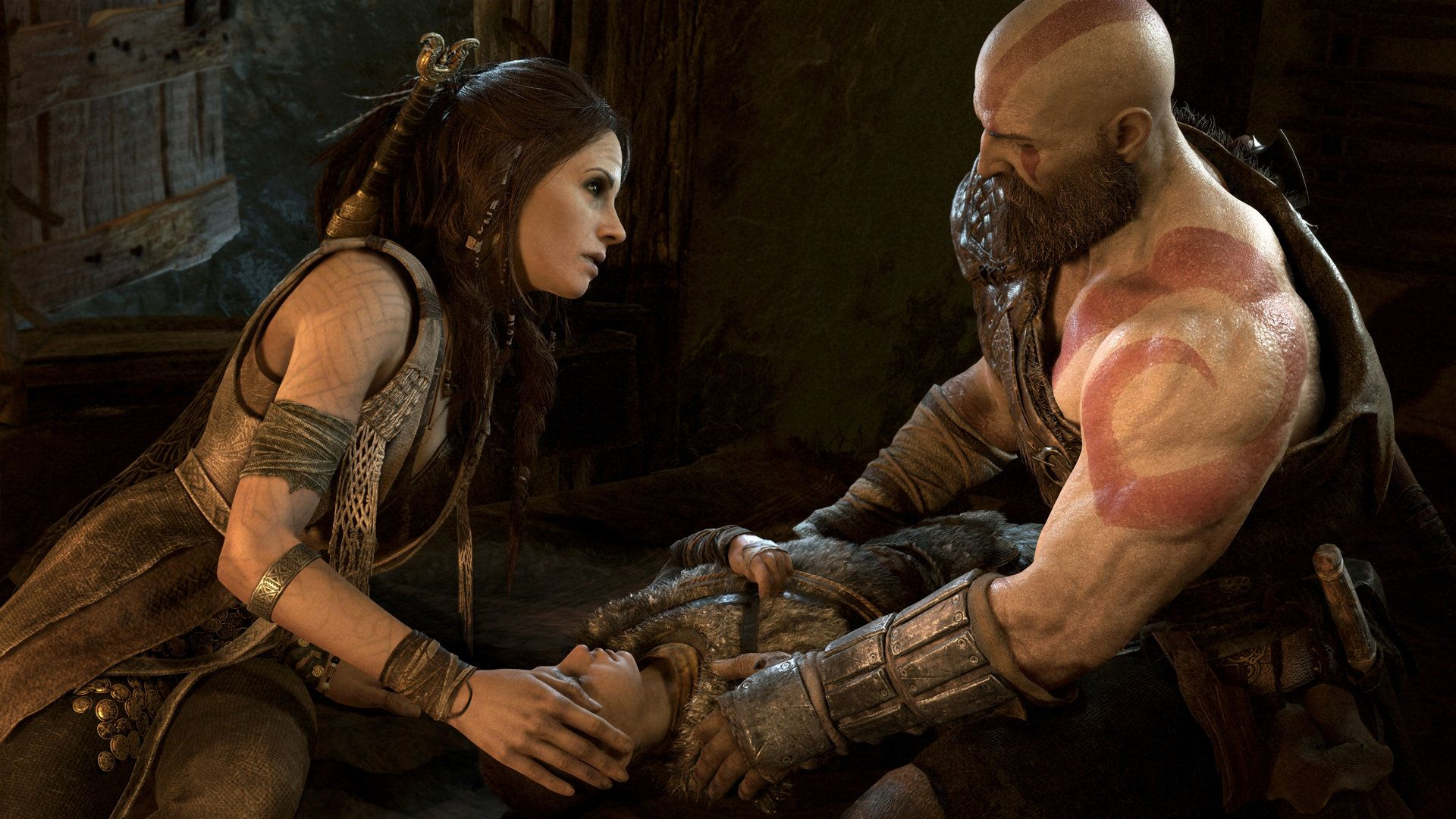 Illustration de l'article sur God Of War