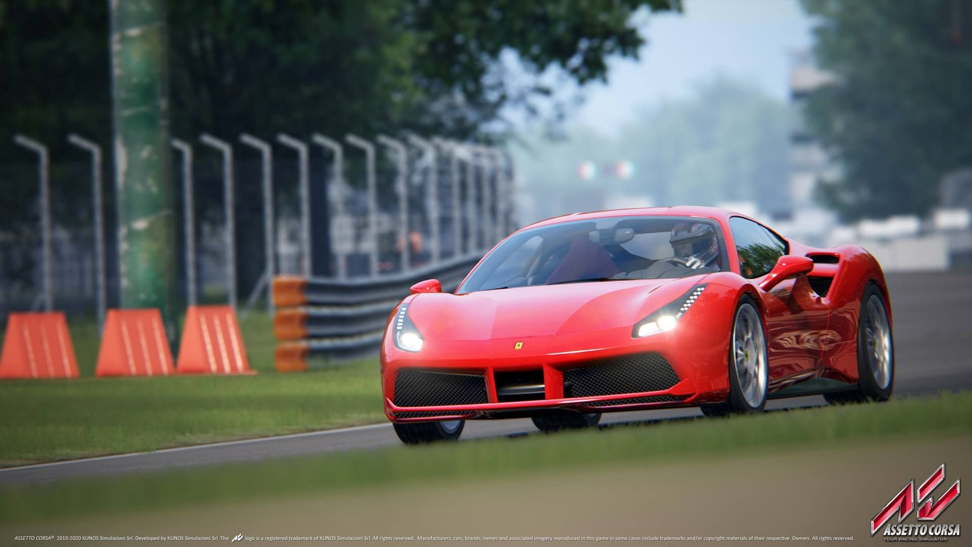 Illustration de l'article sur Assetto Corsa Ultimate Edition est disponible maintenant
