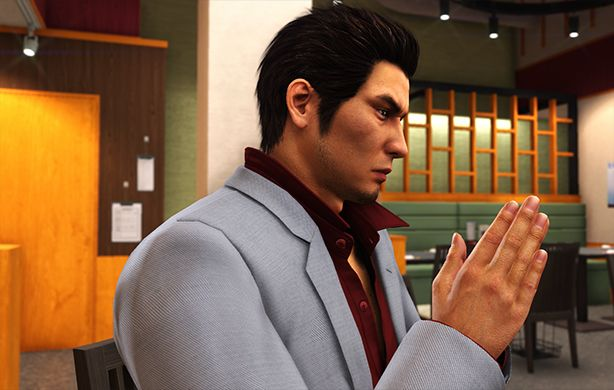 Illustration de l'article sur Yakuza 6 : The Song of Life