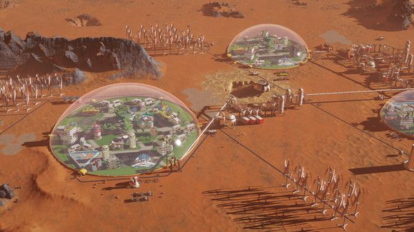 Illustration de l'article sur Surviving Mars