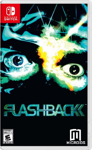 Retrouvez notre TEST : Fashback - 25th Anniversary - Nintendo SWITCH