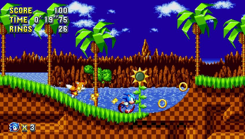 Illustration de l'article sur Sonic Mania Plus