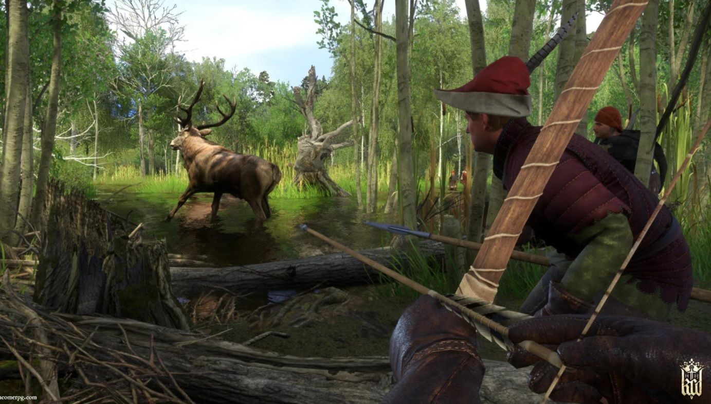 Illustration de l'article sur Kingdom Come Deliverance Le nouveau DLC à la gamescom