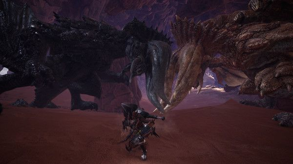 Illustration de l'article sur Monster Hunter World PC