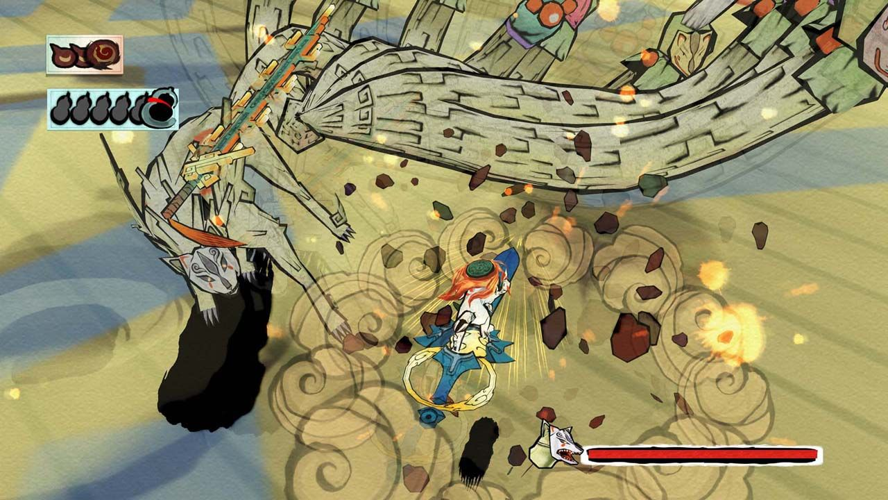 Illustration de l'article sur Okami HD enfin sur Switch