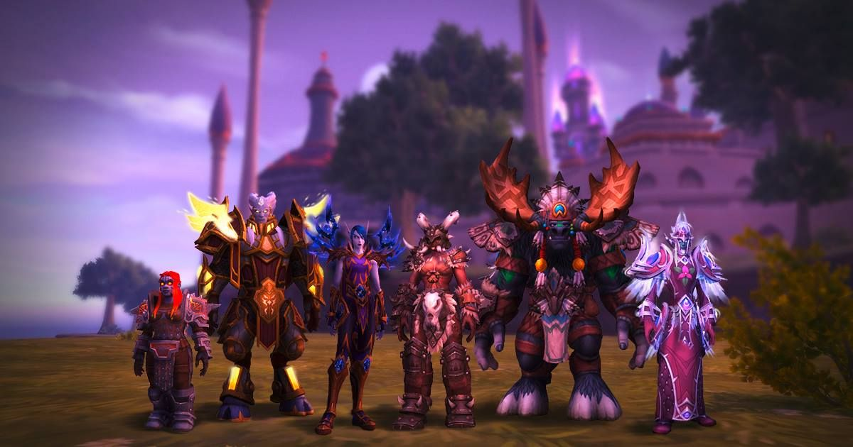 Illustration de l'article sur [World of Warcraft] Raid, front de guerre