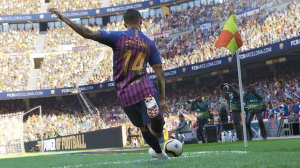 Illustration de l'article sur Pro Evolution Soccer 2019