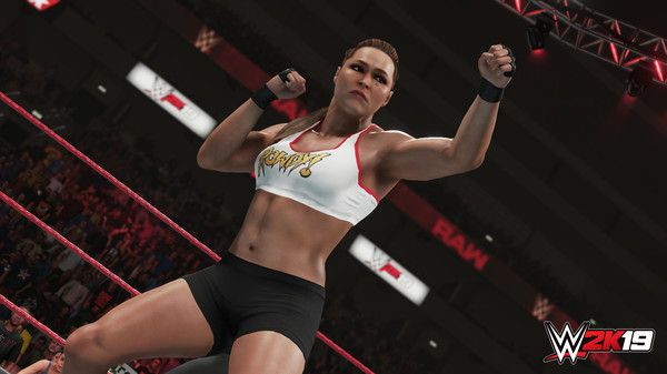 Illustration de l'article sur Trailer de gameplay WWE 2K19