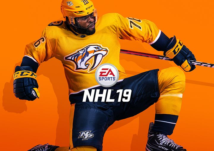 Illustration de l'article sur EA SPORTS NHL 19 est disponible