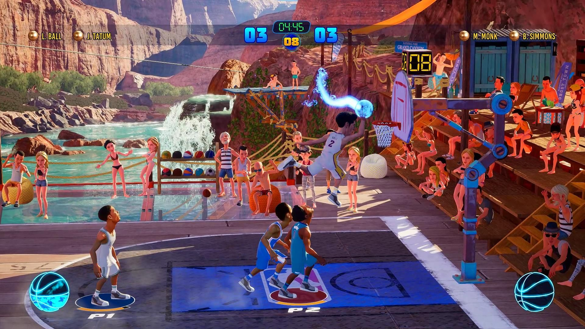 Illustration de l'article sur NBA 2K Playgrounds 2arrive en octobre