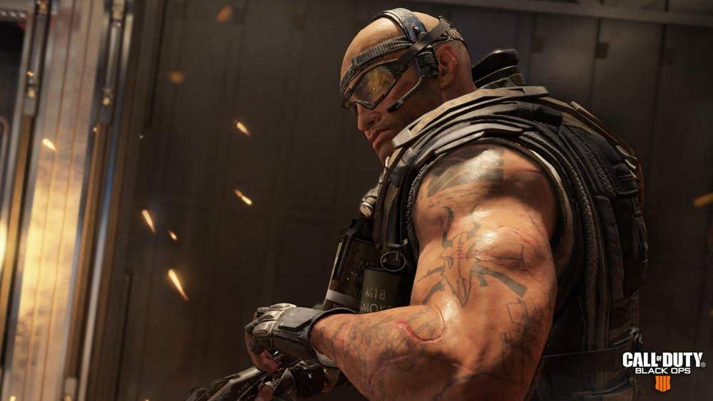 Illustration de l'article sur Lancement de Call of Duty : Black Ops 4
