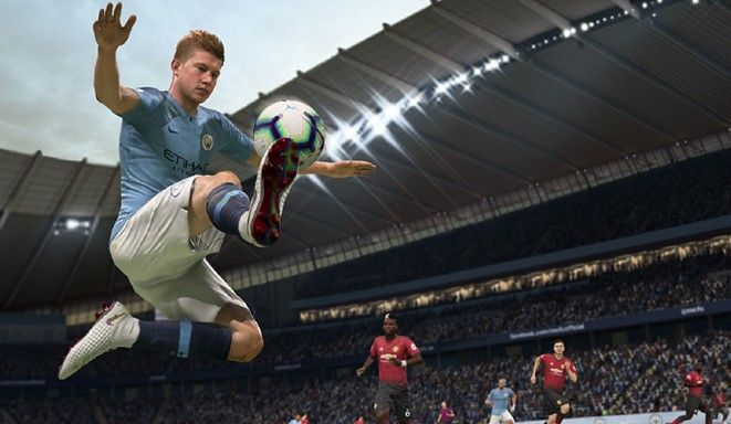 Illustration de l'article sur FIFA 19