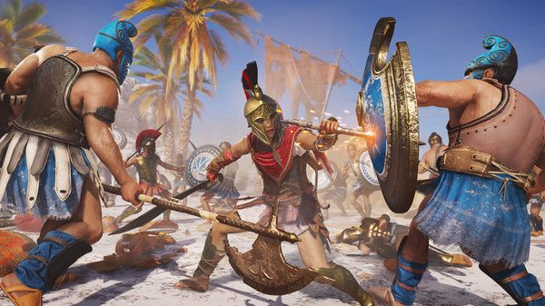 Illustration de l'article sur Assassin's Creed Odyssey