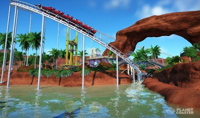 Illustration de l'article sur Planet Coaster - Le Pack World's Fair débarque sur PC