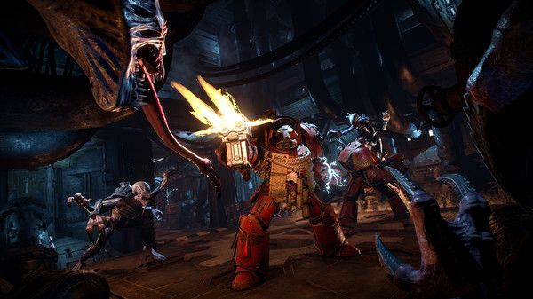 Illustration de l'article sur Space Hulk: Tactics