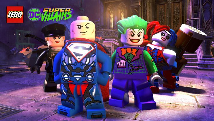 Illustration de l'article sur LEGO DC Super Vilains