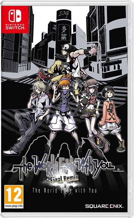 Retrouvez notre TEST : The World Ends With You : Final Remix