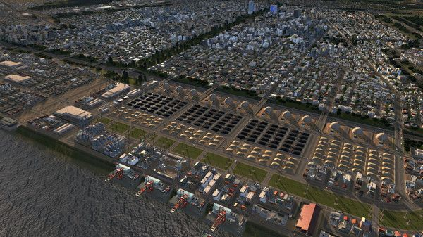 Illustration de l'article sur Cities Skylines: Industries
