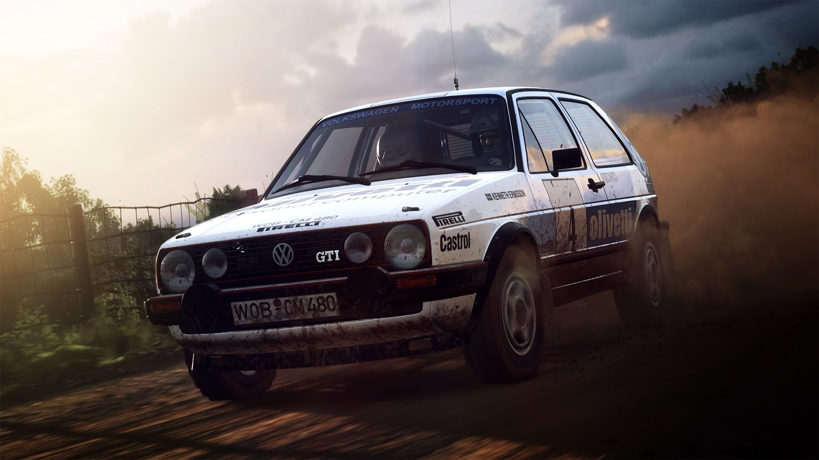 Illustration de l'article sur  DiRT Rally 2.0