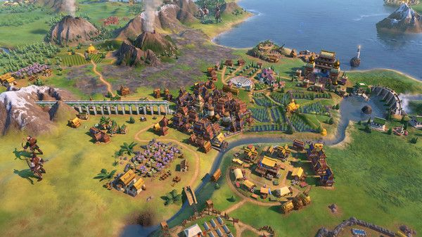 Illustration de l'article sur Civilization VI: Gathering Storm