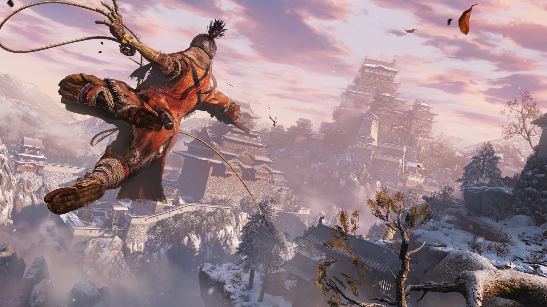 Illustration de l'article sur Sekiro: Shadows Die Twice