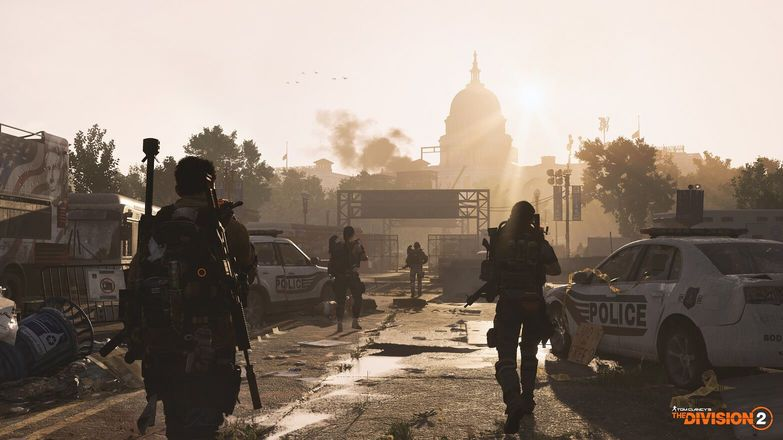 Illustration de l'article sur Tom Clancy's The Division 2