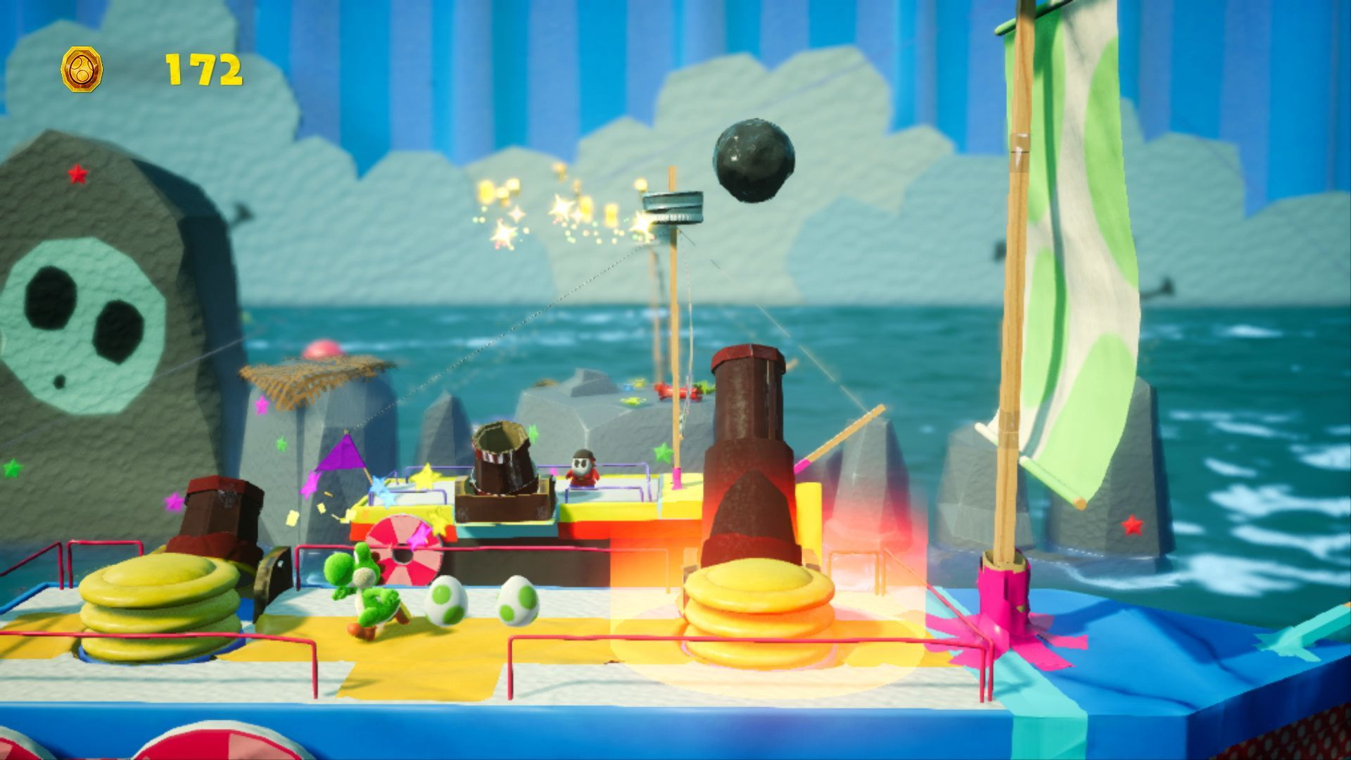 Illustration de l'article sur Yoshi's Crafted World