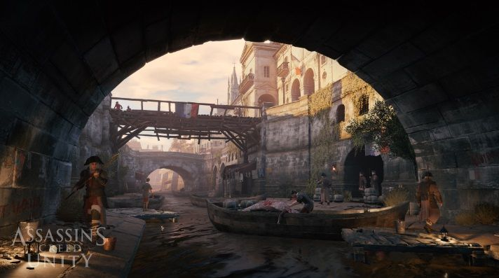 Illustration de l'article sur Ubisoft offre le jeu PC Assassin's Creed Unity