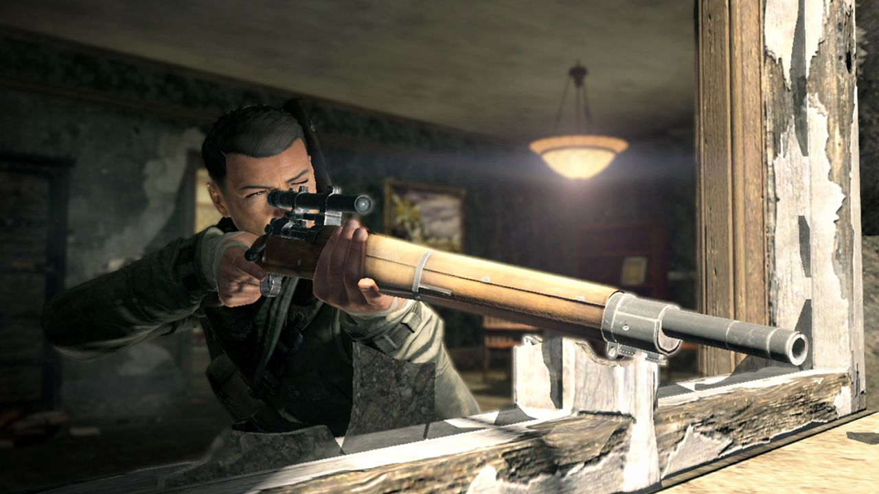 Illustration de l'article sur Sniper Elite V2 Remastered
