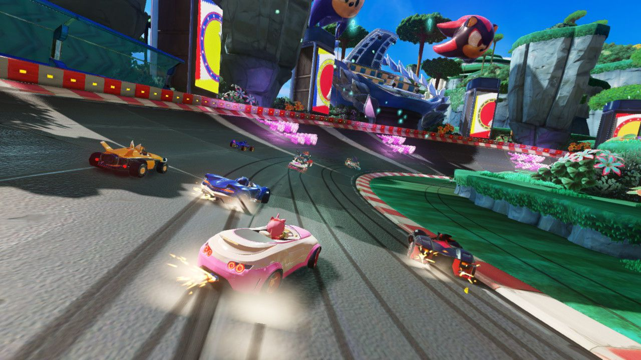 Illustration de l'article sur Team Sonic Racing