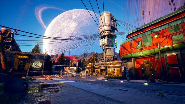 Illustration de l'article sur The Outer Worlds sort le 25-10-19 sur PC et consoles