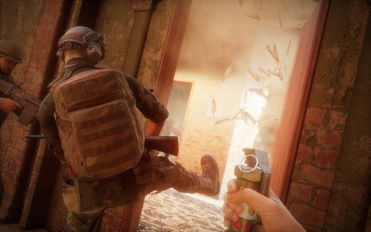 Illustration de l'article sur Insurgency : Sandstorm