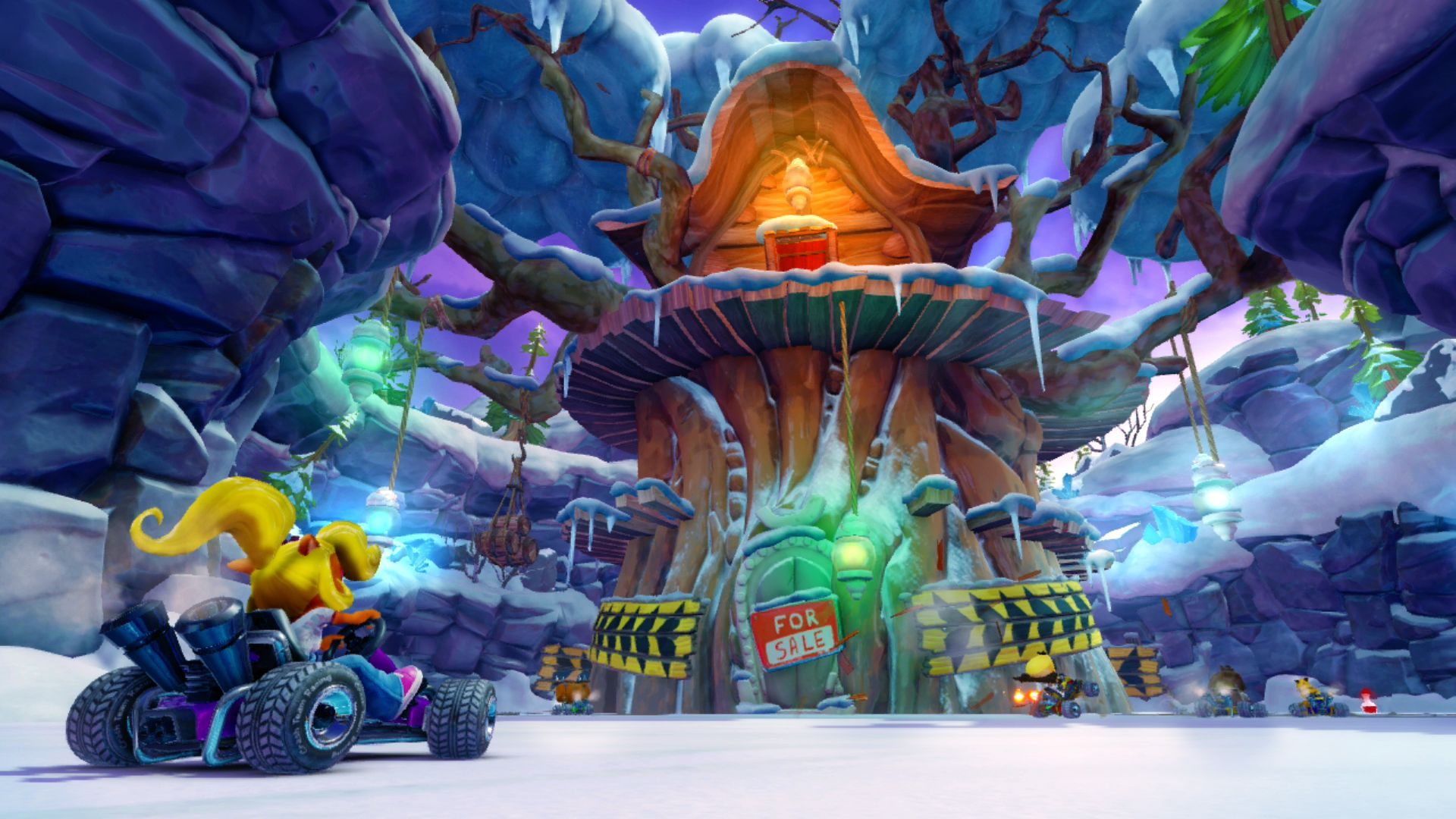 Illustration de l'article sur Crash Team Racing Nitro-Fueled