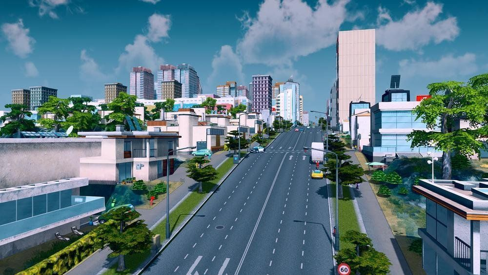 Illustration de l'article sur Cities: Skylines est disponible sur Switch