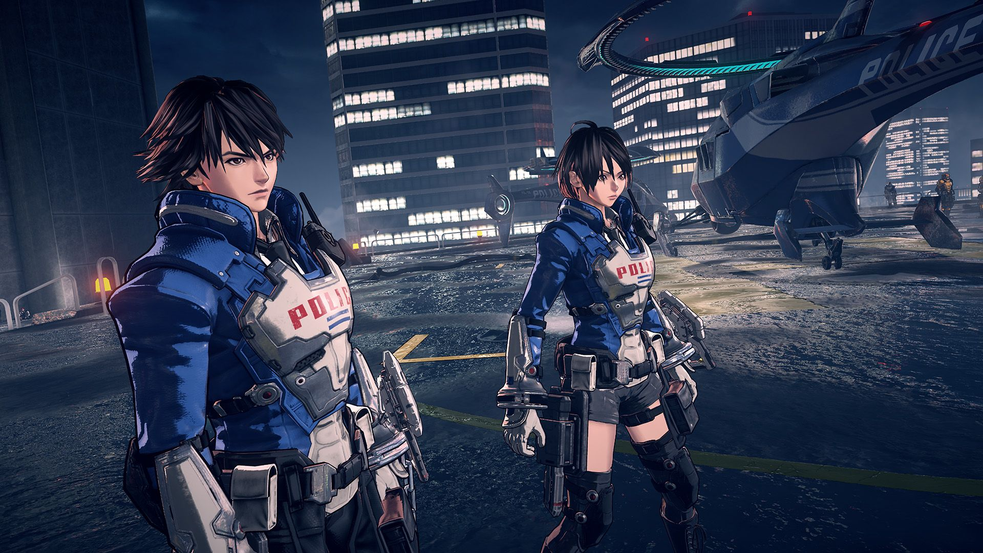 Illustration de l'article sur Astral Chain