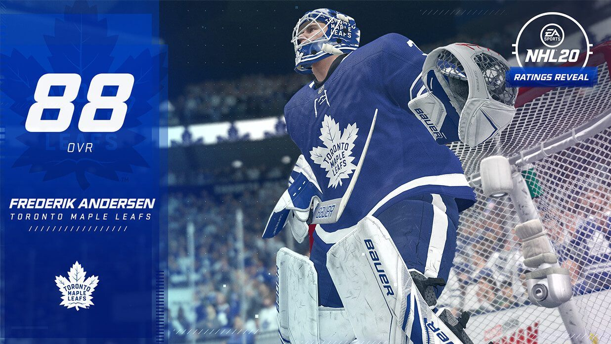 Illustration de l'article sur EA SPORTS NHL 20est disponible