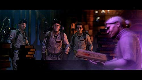 Illustration de l'article sur Ghostbusters: The VideoGame Remastered