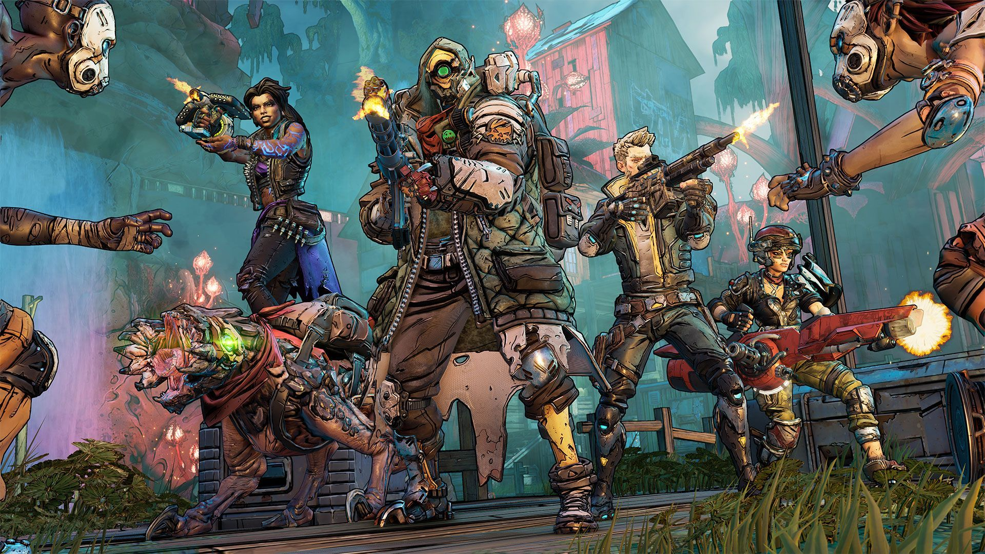 Illustration de l'article sur Borderlands 3