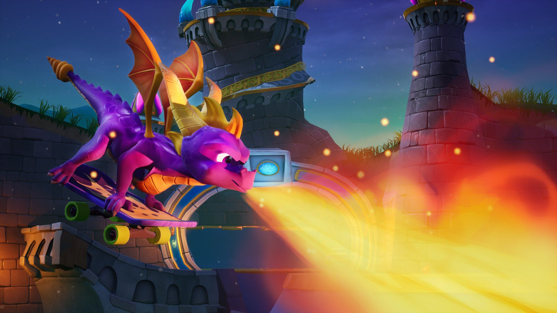 Illustration de l'article sur Spyro Reignited Trilogy