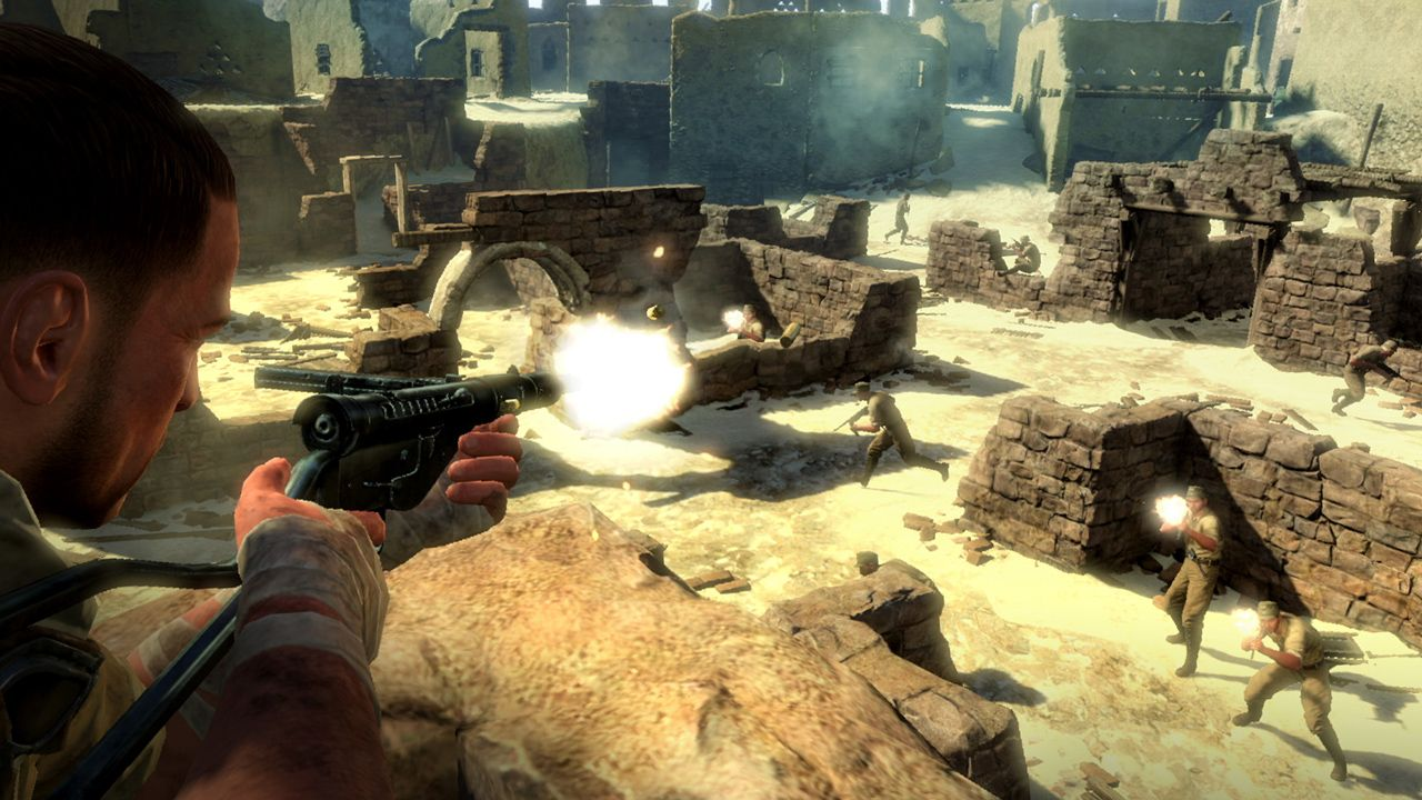 Sniper Elite 3<br>Ultimate Edition Switch