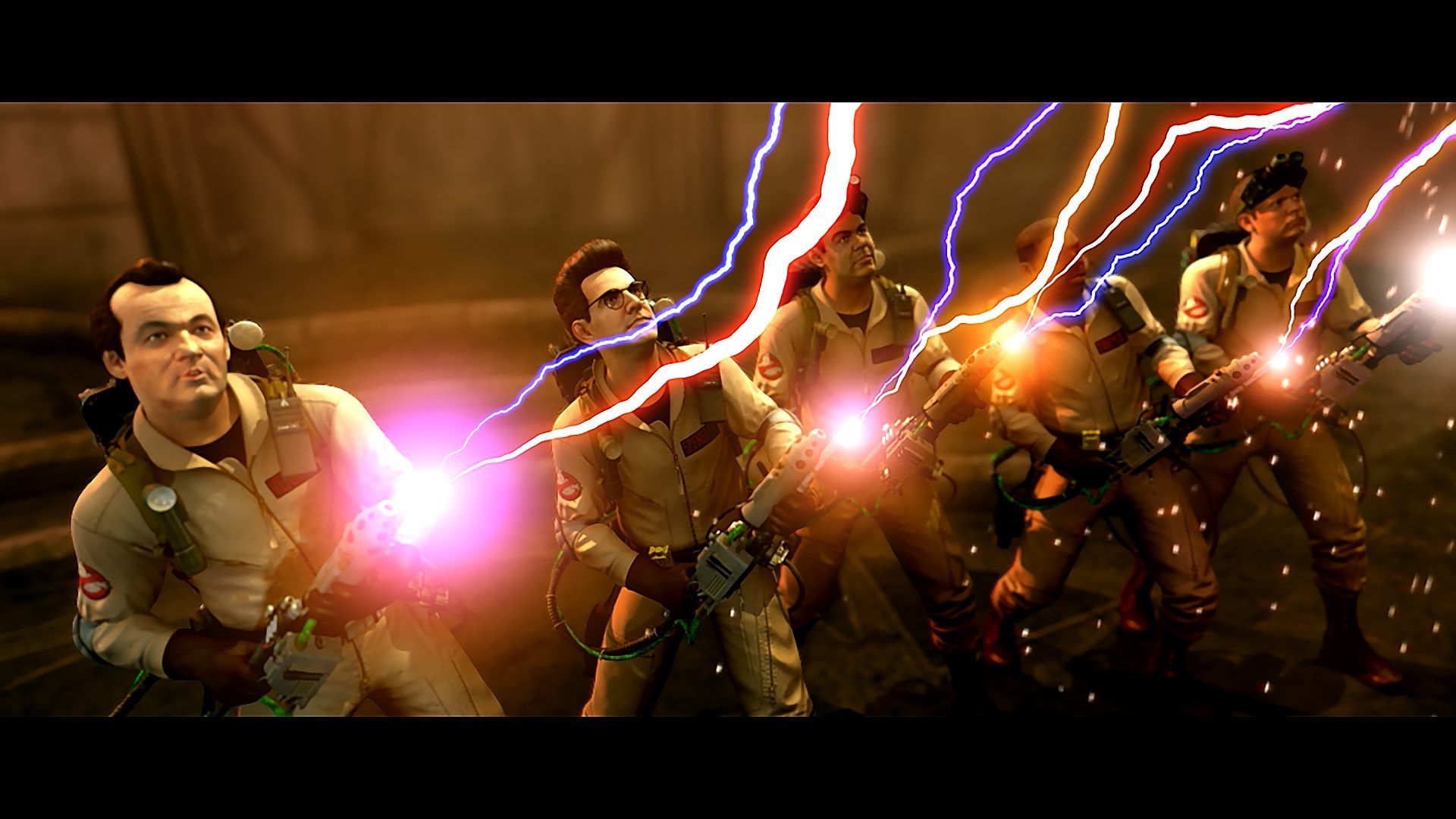 Ghostbusters The Video <BR>Game Remastered