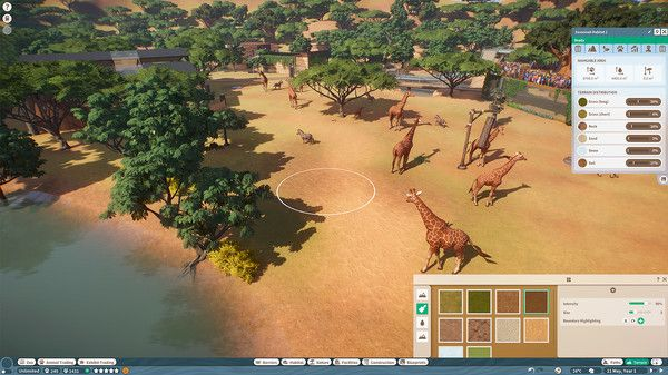 Illustration de l'article sur Planet Zoo
