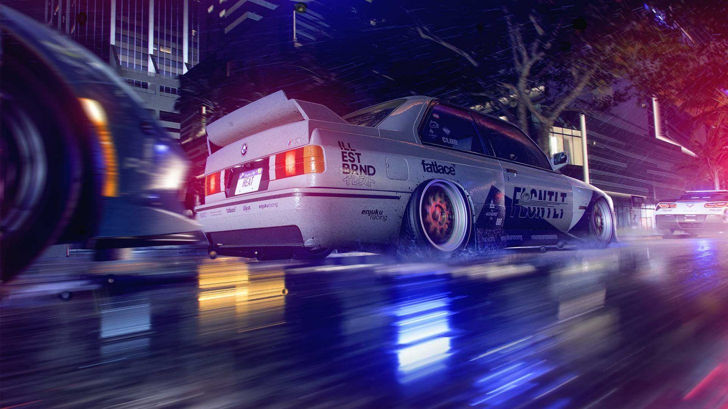 Illustration de l'article sur Need For Speed Heat