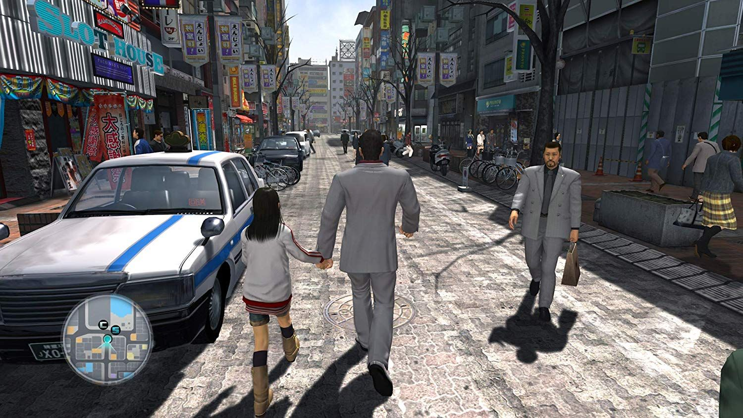 Illustration de l'article sur The Yakuza Remastered Collectionest disponible sur PS4
